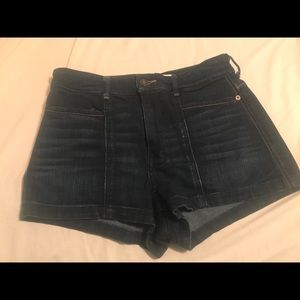 Abercrombie & Fitch Perfect Stretch Shorts- Sz 6